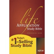 NIV Life Application Study Bible, Personal Size