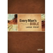 NIV Every Man'S Bible Large Print