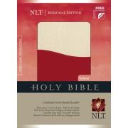 NLT Personal Edition Tutone Cardinal/Creme