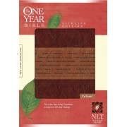 One Year Bible NLT, Slimline Edition, The