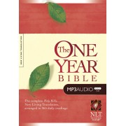 NLT One Year Bible (MP3), The