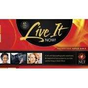 Live It Now! Dramatized Audio Bible NLT