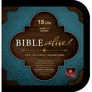 NLT Bible Alive! New Testament Audio Bible