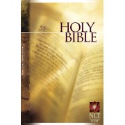 NLT Holy Bible Text Edition