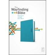 NLT Wayfinding Bible Teal, The