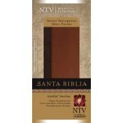 Santa Biblia Nuevo Testamento Con Salmos Y Proverbios Ntv, E