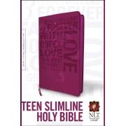 NLT Teen Slimline Bible: 1 Corinthians 13