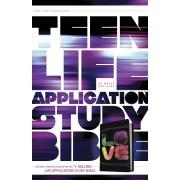NLT Teen Life Application Study Bible