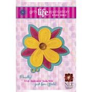 NLT Girls Life Application Study Bible, Tutone