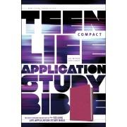 NLT Teen Life Application Study Bible Compact Edition