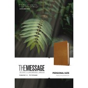 Message, The, Personal Size, Saddle Tan