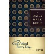 Daily Walk Bible Niv, The