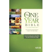NIV One Year Bible Illustrated, The