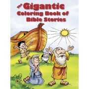 Gigantic Coloring Book Of Bible Stories, The