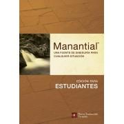 Manantial: Edicion para estudiantes