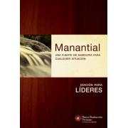 Manantial (Edición para líderes)