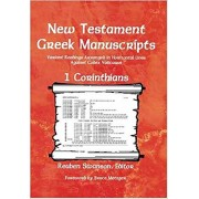 New Testament Greek Manuscripts: 1 Corinthians