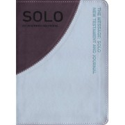 Message Solo New Testament And Journal, The