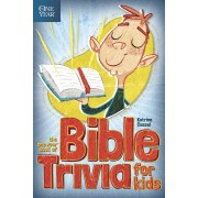 One Year Book Of Bible Trivia For Kids, The
