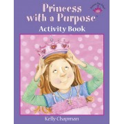Princess With A Purpose Activity Book
