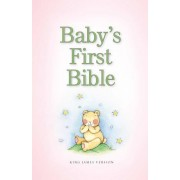 KJV Baby's First Bible - Pink