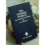 KJV Christian Worker's New Testament And Psalms
