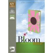 KJV Thinline Bloom Collection Bible Compact