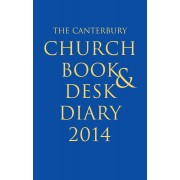 Canterbury Church Book And Desk Diary 2014, The