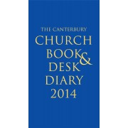 Canterbury Church Book and Desk Diary 2014, The - Loose-Leaf