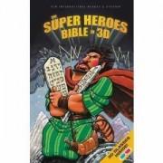 NIRV Super Heroes Bible In 3D