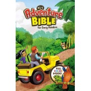 Adventure Bible For Early Readers, Nirv, Lenticular (3D Moti