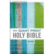 NIRV Giant Print Holy Bible
