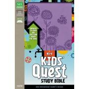 NIRV Kids' Quest Study Bible