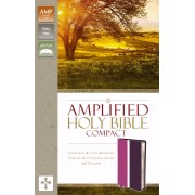 Amplified Holy Bible, Compact, Orchid/Plum