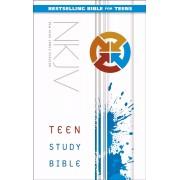 NKJV Teen Study Bible HB
