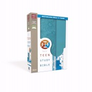 NKJV Teen Study Bible IL Blue
