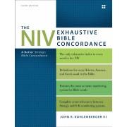 NIV Exhaustive Bible Concordance, Third Edition, The