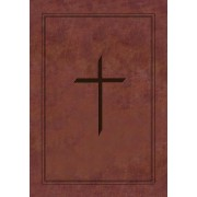 ESV Ryrie Study Bible Burgundy Soft-Touch Red Letter, The