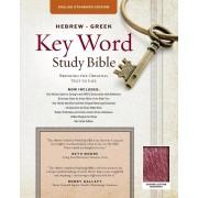 ESV Hebrew-Greek Key Word Study Bible, The