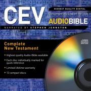 Cev New Testament Audio Cds