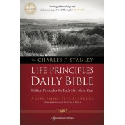 NASB Charles F. Stanley Life Principles Daily Bible