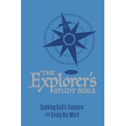 Explorer's Study Bible - Blue, The