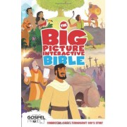 Big Picture Interactive Bible For Kids, Hardcover, The