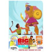 Big Picture Interactive Bible For Kids, David And Goliat, Th