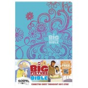 Big Picture Interactive Bible For Kids, Doodles Leathert, Th