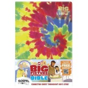 Big Picture Interactive Bible For Kids, Multicolor Tie-D, Th