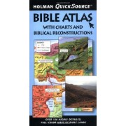 Holman Quicksource Bible Atlas With Charts And Biblical Reco