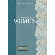 HCSB Study Bible For Women, Personal Size Edition, Teal/, Th