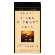 KJV New Testament, Share Jesus Without Fear