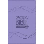 ESV Action Bible Study Bible, The, Lavender